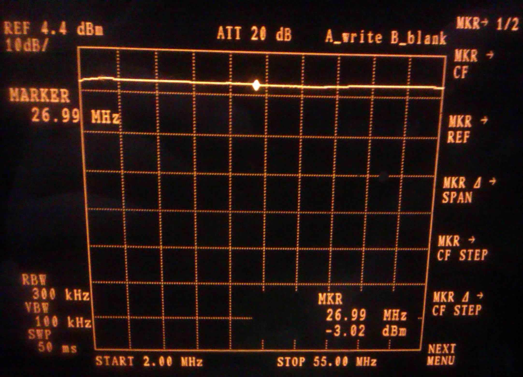 Частотные элементы Ultra-Wideband РФ Усилитель линейный усилитель усилители ВЧ 1 МГц--130 МГц 6W 43db