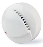 An Ruixin 24V wired temperature smoke detector temperature smoke alarm smoke temperature integrated fire induction new