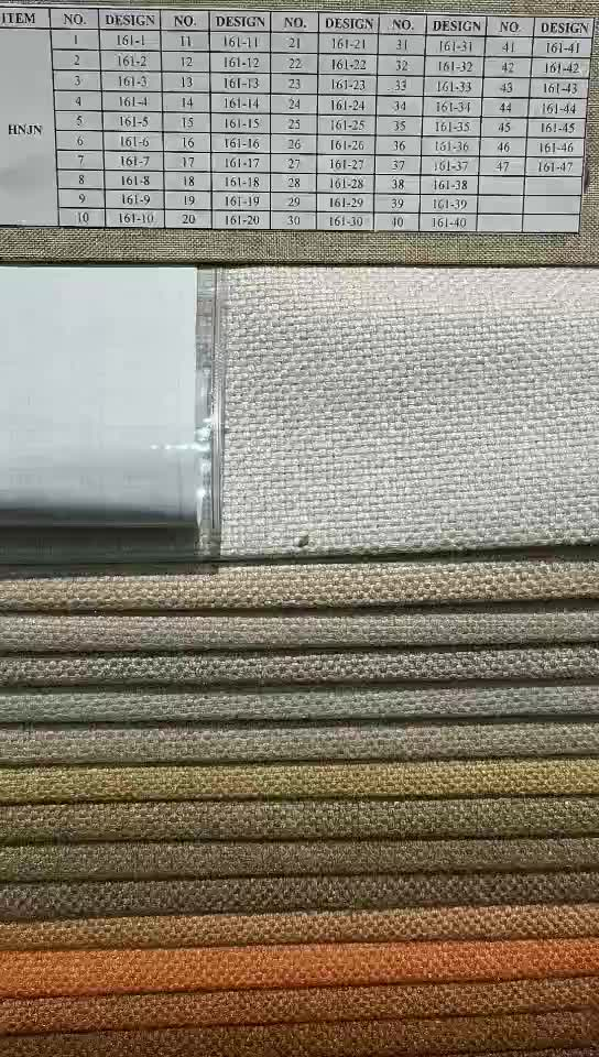 Sofa Materiaal Stof 100% Polyester Stof Voor Sofa Cover Home Textiel