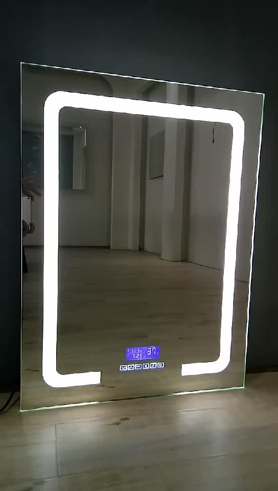 2019 Hot Products Indoor Modern Wall Mounted Smart Led