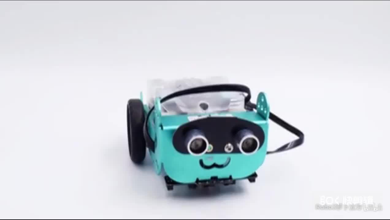 Hoge Kwaliteit RC Robot Speelgoed Nieuwe Robo3 Mio STOOM Robot Bluetooth Mbot APP Scratch Programmering Robot Remote
