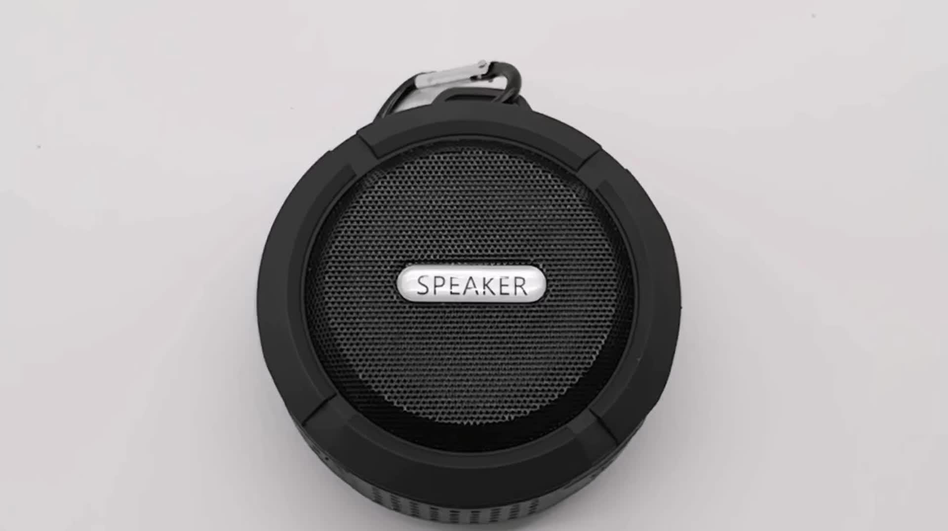 HOT koop Mini Waterdichte BT Speaker, Gadget Speaker BT, Water Proof BT Speaker