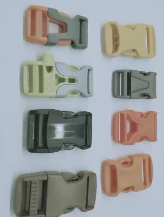 manufacturers plastic belt buckle for luggage accessory with factory price