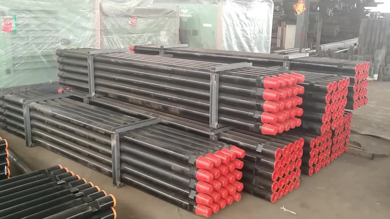 Manufacturer water well drilling machine parts DTH drill pipe