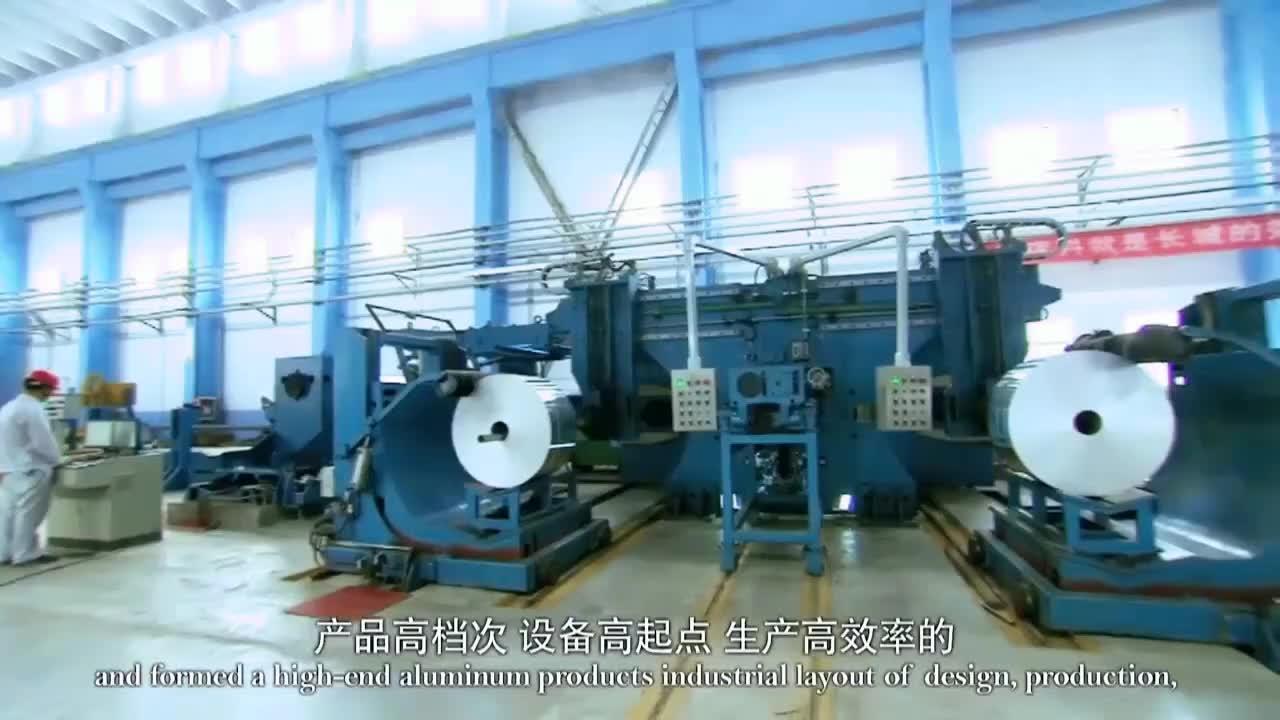 China laminadas a frio colorido revestido roll 3xxx 5xxx série 5000 Da Liga de Alumínio Da Bobina para pode tampa