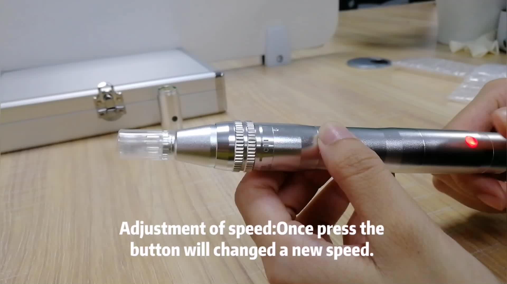 Wrinkle Removal feature cartridge needles dermapen