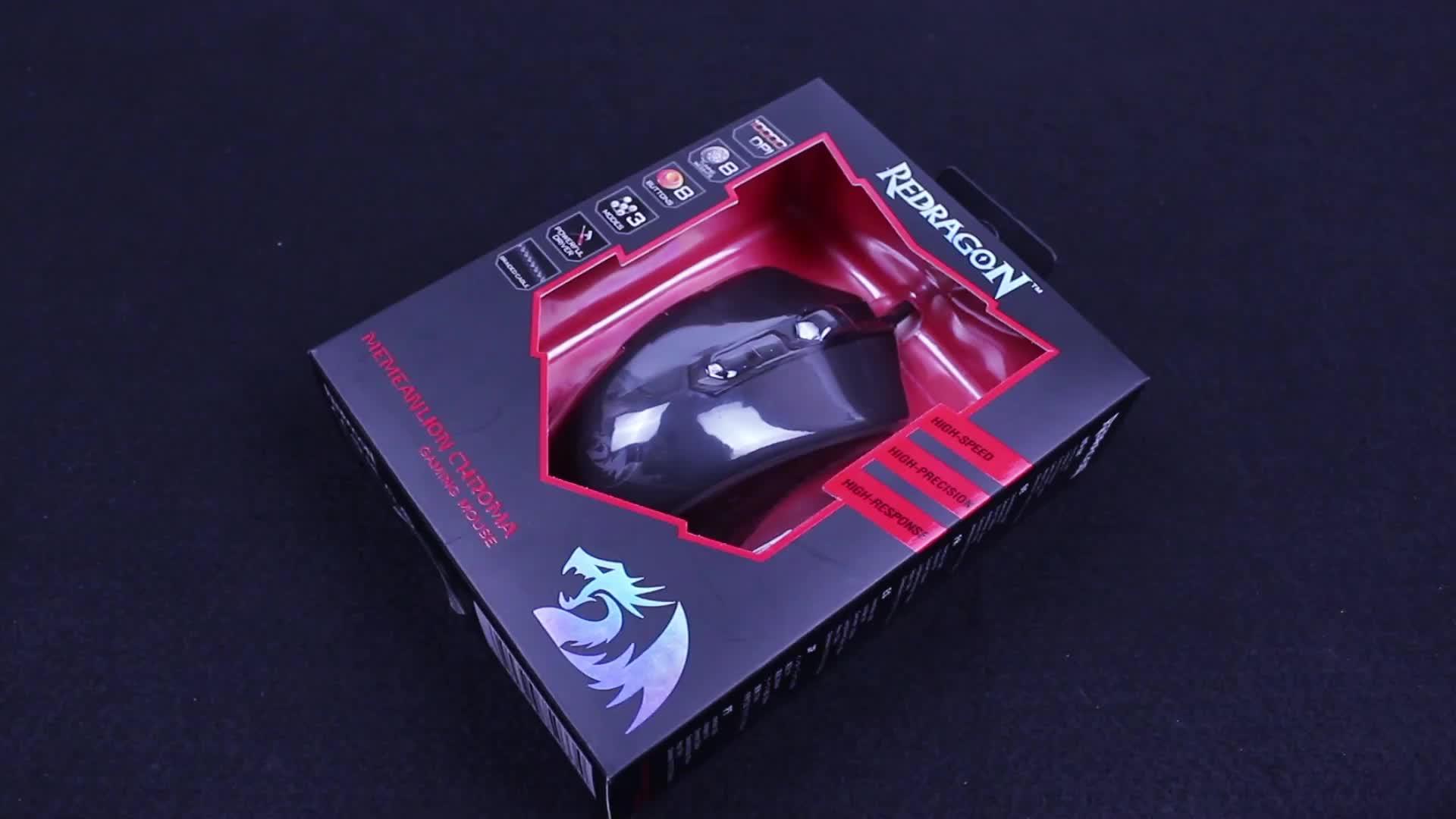 Abs Material de Drivers Usb 3d Optical 6d Computador Partes E Funções 8 Peso Ajustável Jogo Do Rato Peso Iluminado