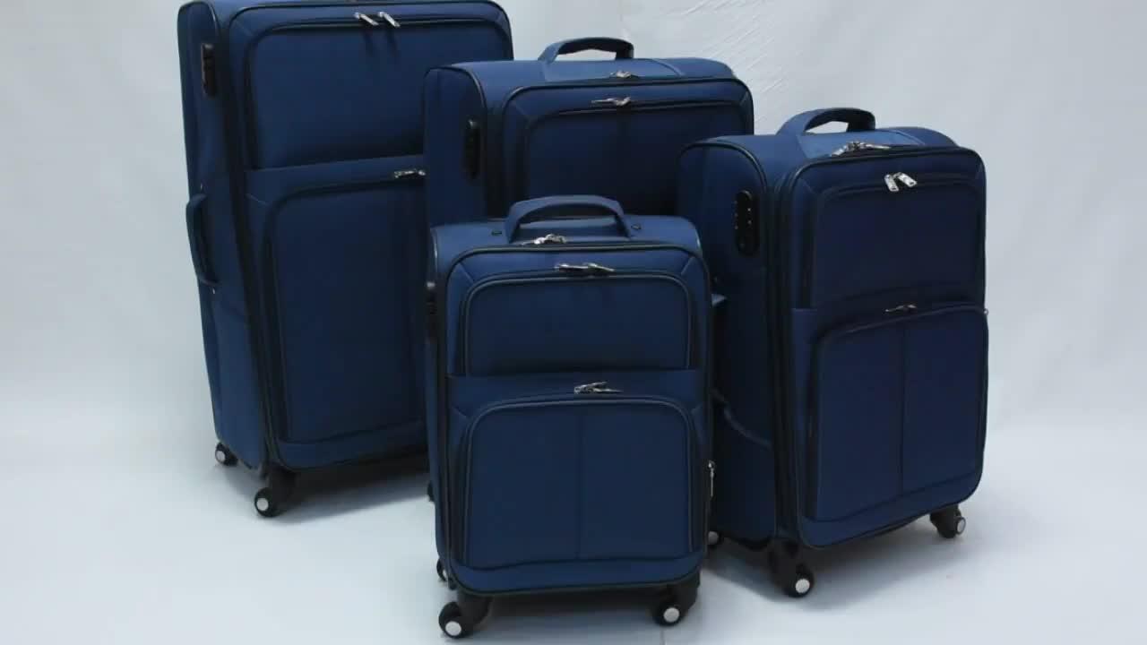 無料サンプル Abs 土地海軍クラブトロリー荷物大旅行スーツケース