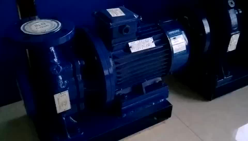 electric mechanical seal centrifugal booster pumps manufacturers  fire hydrant fighting water pump