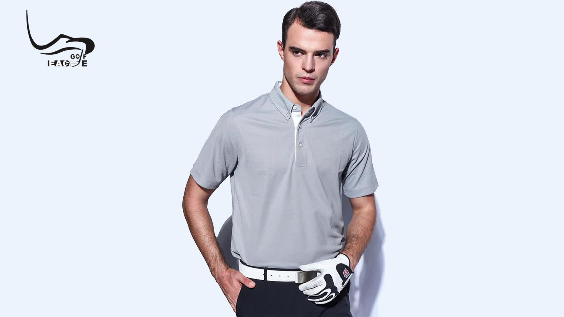 高品質ブレード襟プライベートラベル色コンビネーションカラーデザインマルチカラーポロシャツ