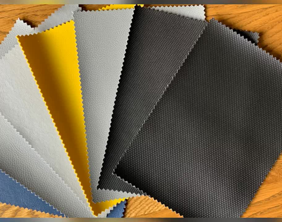 Eco PVC leather for Marine, motorcycle seat cover ,  QUV 650 Hours