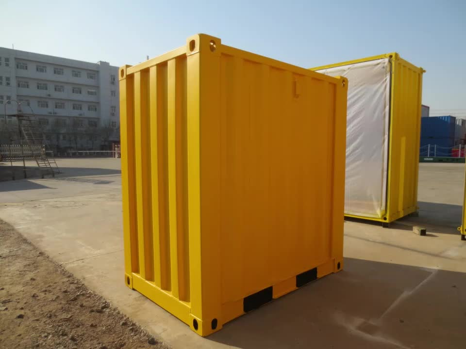 New 6ft 8ft 10ft Shipping Container Set