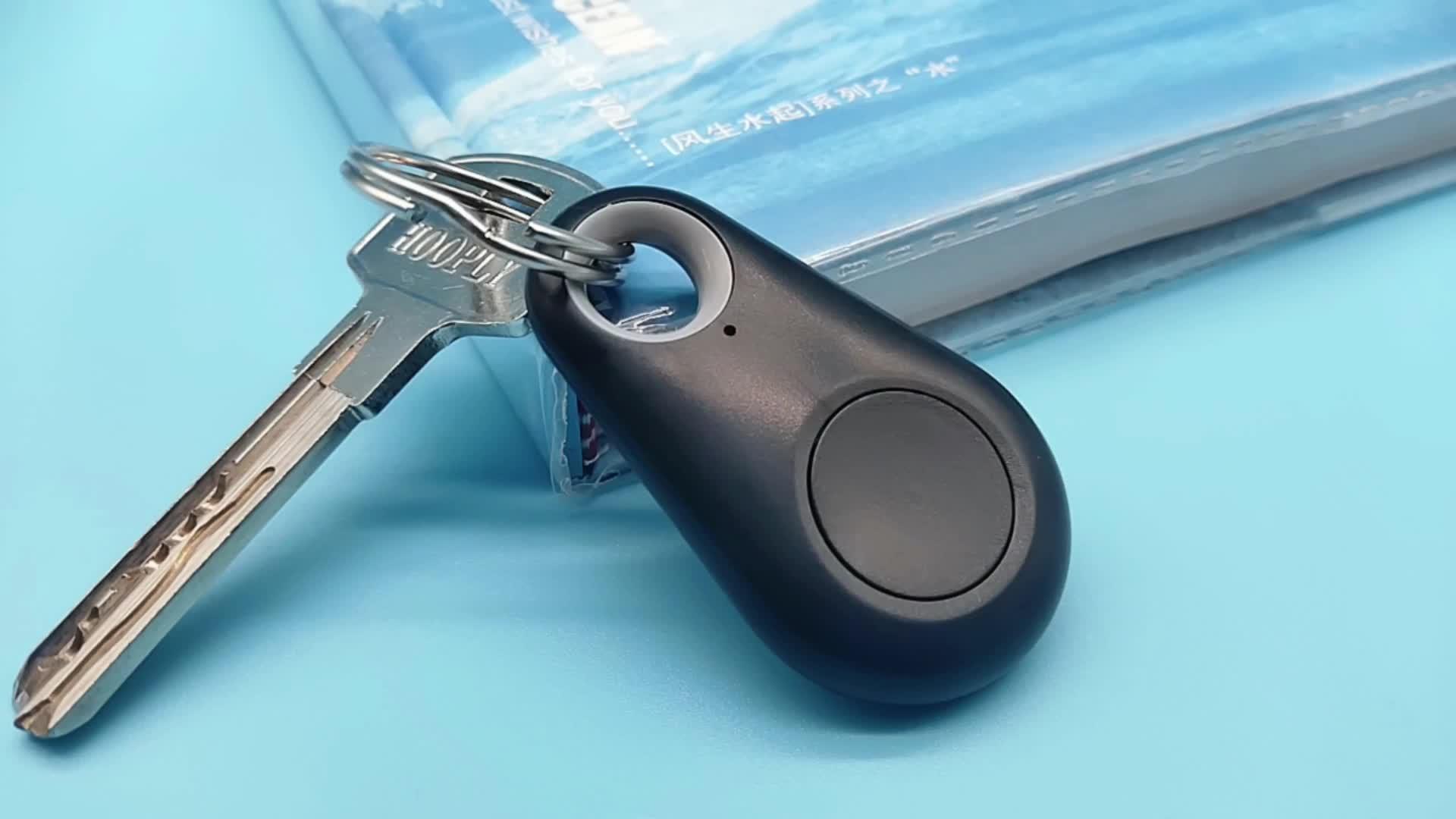 Promosi SMART Anti Hilang Alarm Swalle Pencari Kunci Nirkabel Smart Wallet Pelacakan Perangkat Bluetooth Key Finder