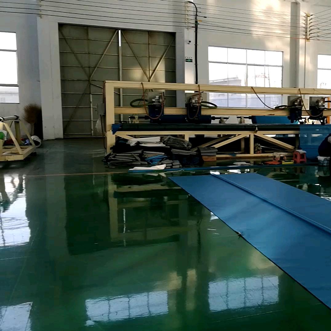 Cheap High Tear Strength 300gsm 400gsm Rain Cover Rolls PVC Coated Tarpaulin Fabric Canvas