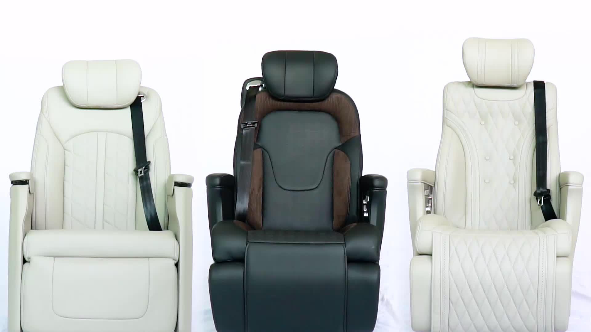 Custom made high-end adjustable car universal bucket seats