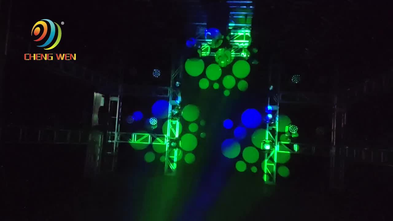 Stage light Party disco dj stage light 90w dmx mini gobo projector spot led moving head