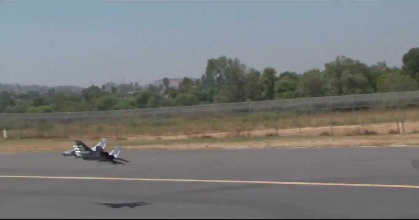 Grijs mig-29 afstandsbediening vliegtuig rc vliegtuig in china