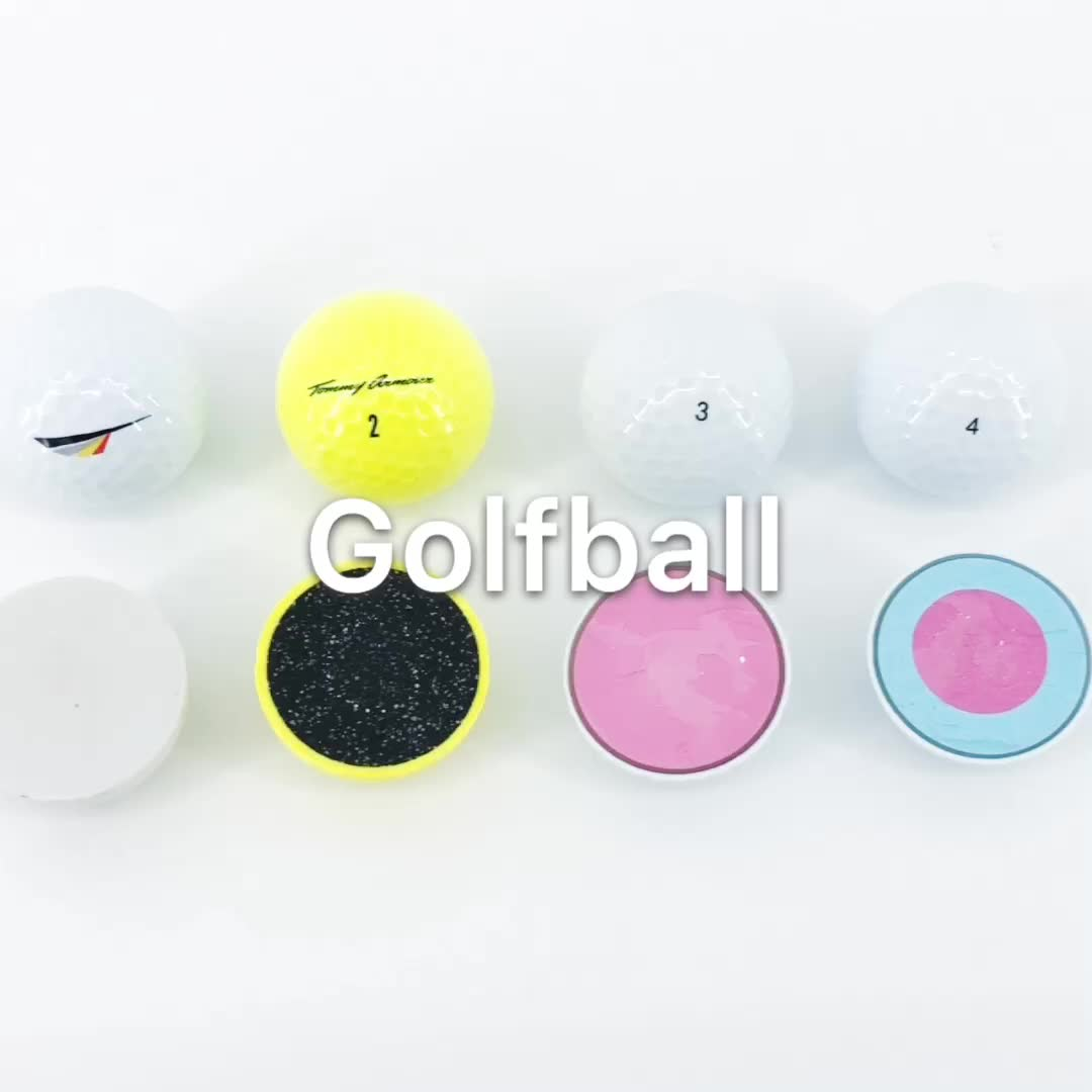 2 pieces tournament golf ball for match or professional training