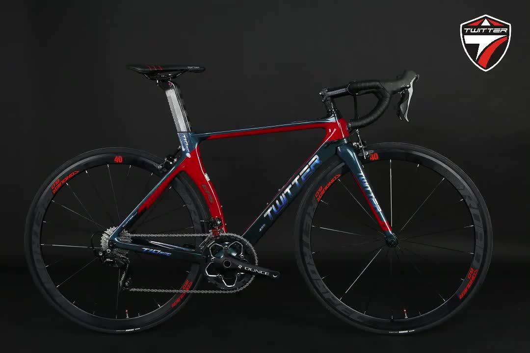 Super light Shiman0 105 / Ultegra 22 Speed Bicycle Groupsets Carbon racing Road Bike Bicycle