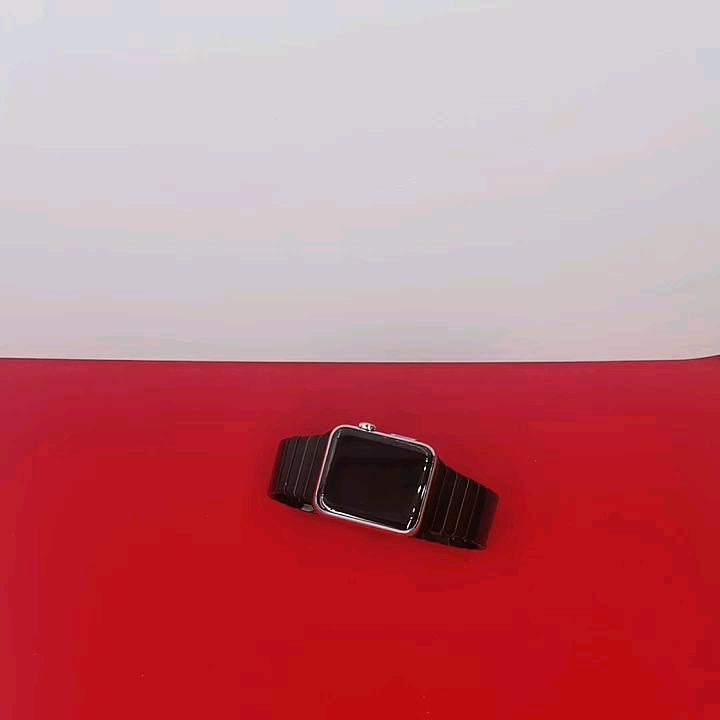 الفاخرة سوار ساعة يد آبل الفولاذ المقاوم للصدأ فراشة مشبك لساعة أبل ووتش معدنية حزام ل iwatch سلسلة se 6 5 4 3 2 1