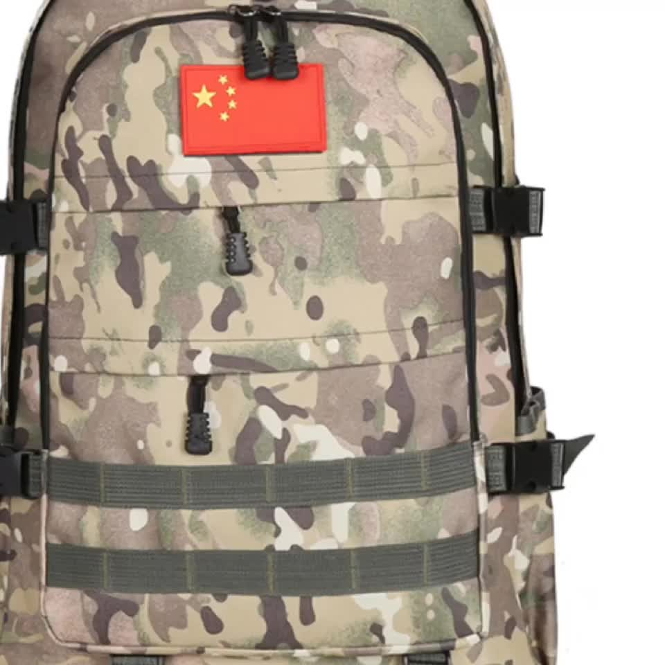 Military Tactical Backpack Waterproof Anti Theft Large Army Assault Pack Outdoor Hiking Camping Trekking Hunting Rucksack Bag