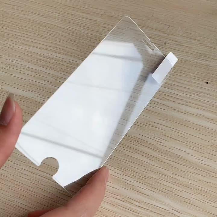 2020 뜨거운 판매 2.5D 9H 휴대 전화 아이폰 11 12 Pro Max
