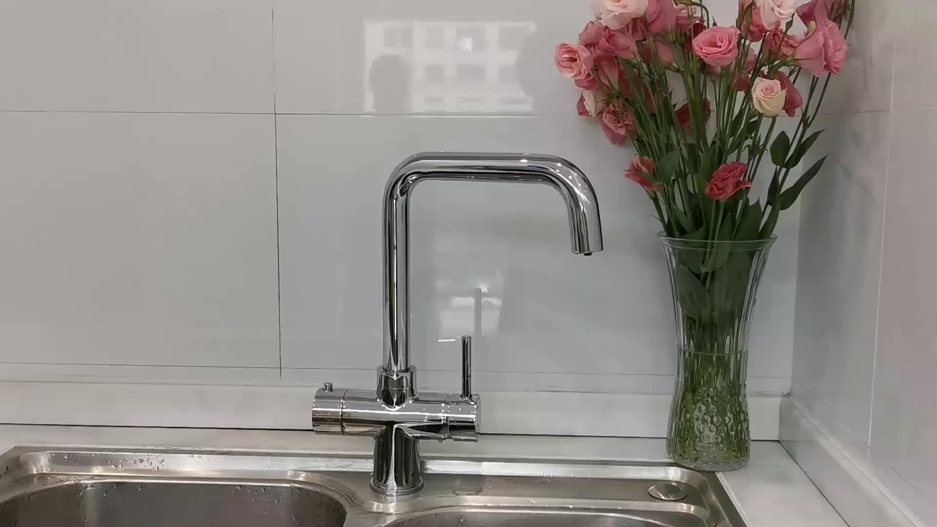 Instant Hot Koud Gefilterd Water Dispenser