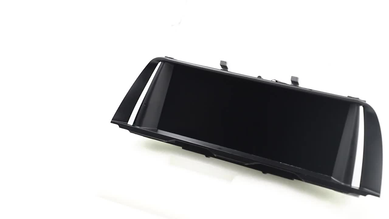 "IOKONE OEM 10.25 ""Touch Screen Android 9.0 2 DIN DVD GPS สำหรับ BMW Z4 E85/E86 /E89 2009 2010 2011 2012 2013 2014 2015"