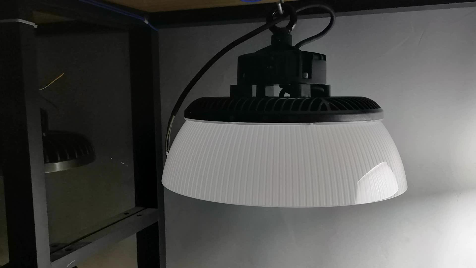 150W LED hohe bucht licht Hohe Effizienz UFO bay licht Kosten-effektive Hohe Helligkeit UFO Graphene körper UFO