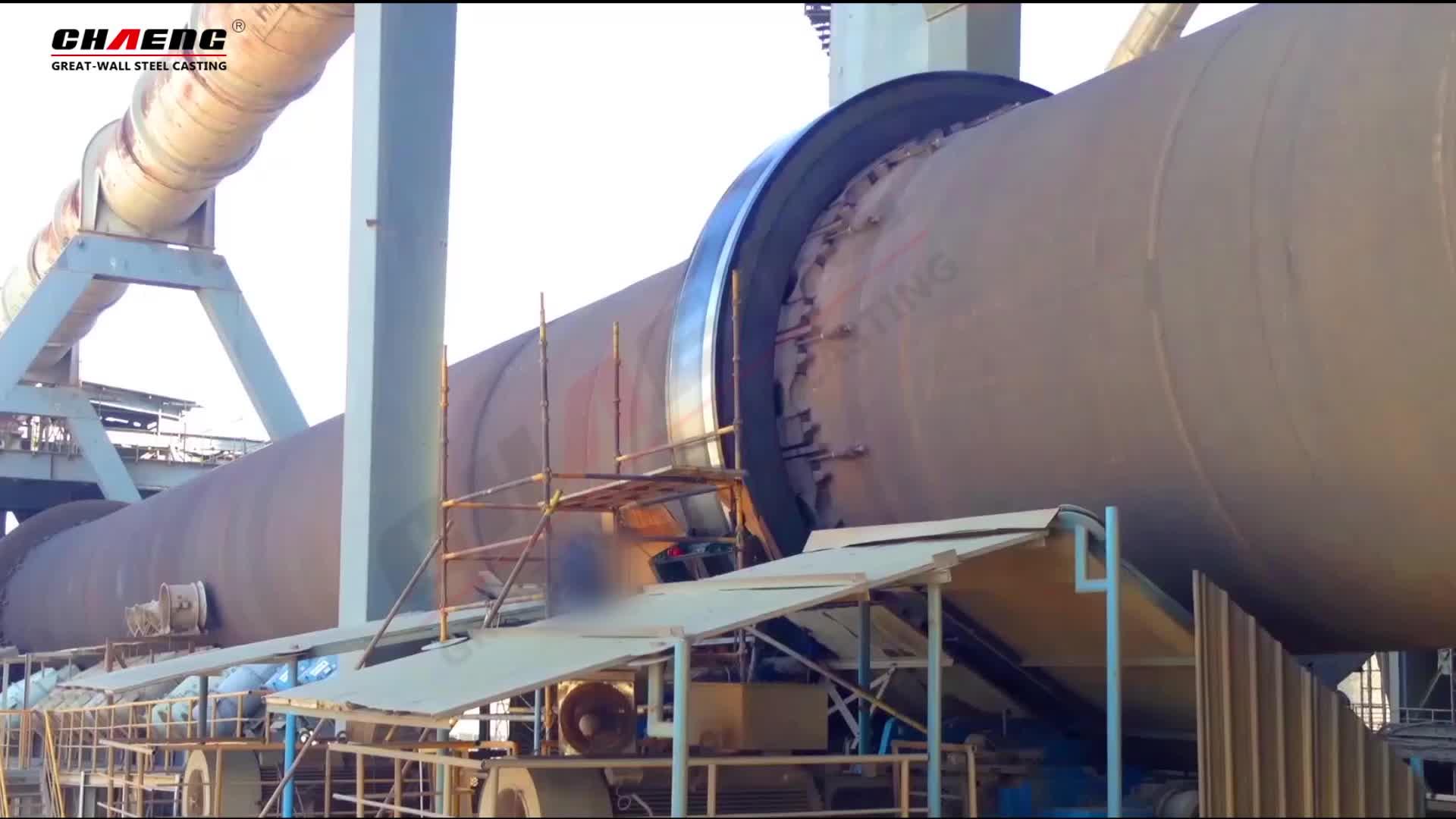 CHAENG çimento üretim tesisleri/çimento fabrikası satılık