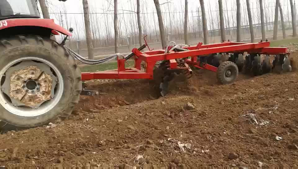 Farland Use High Quality Disc Harrow Price For Sale With Super Quality And Competitive Price