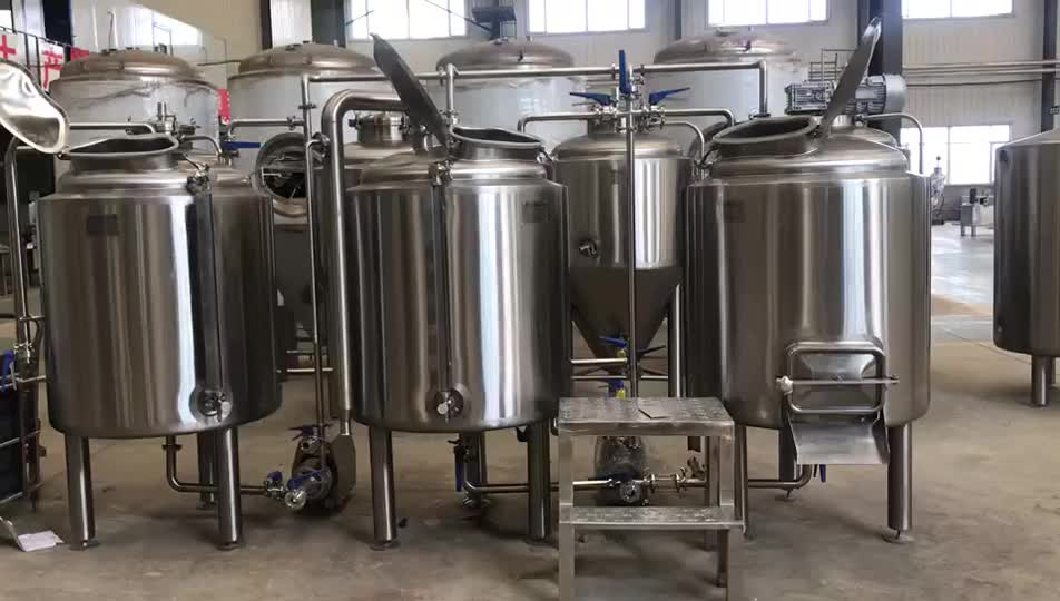 micro brewery 200l for home brewing/small brewery equipment