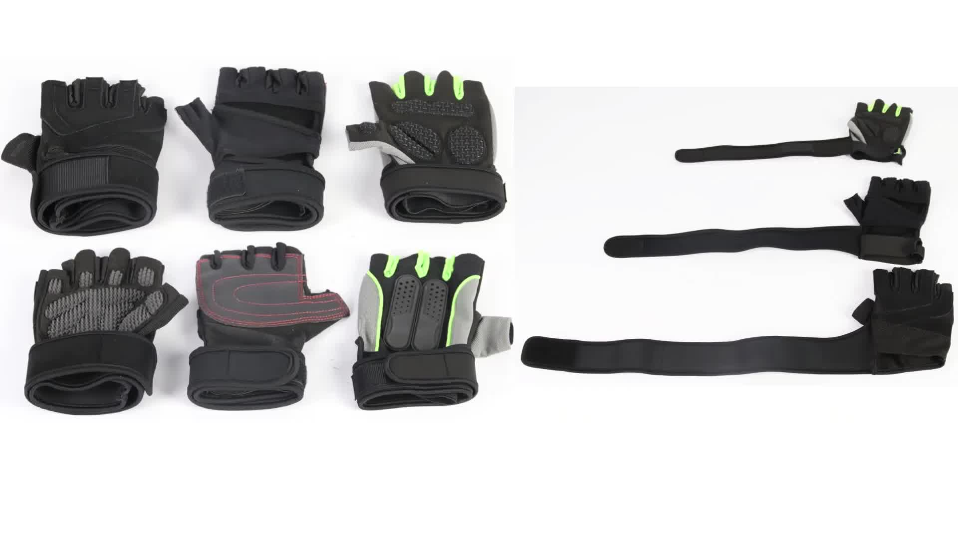 Fitnesshandschuhe für Fitnessgeräte für Kettle-Bell