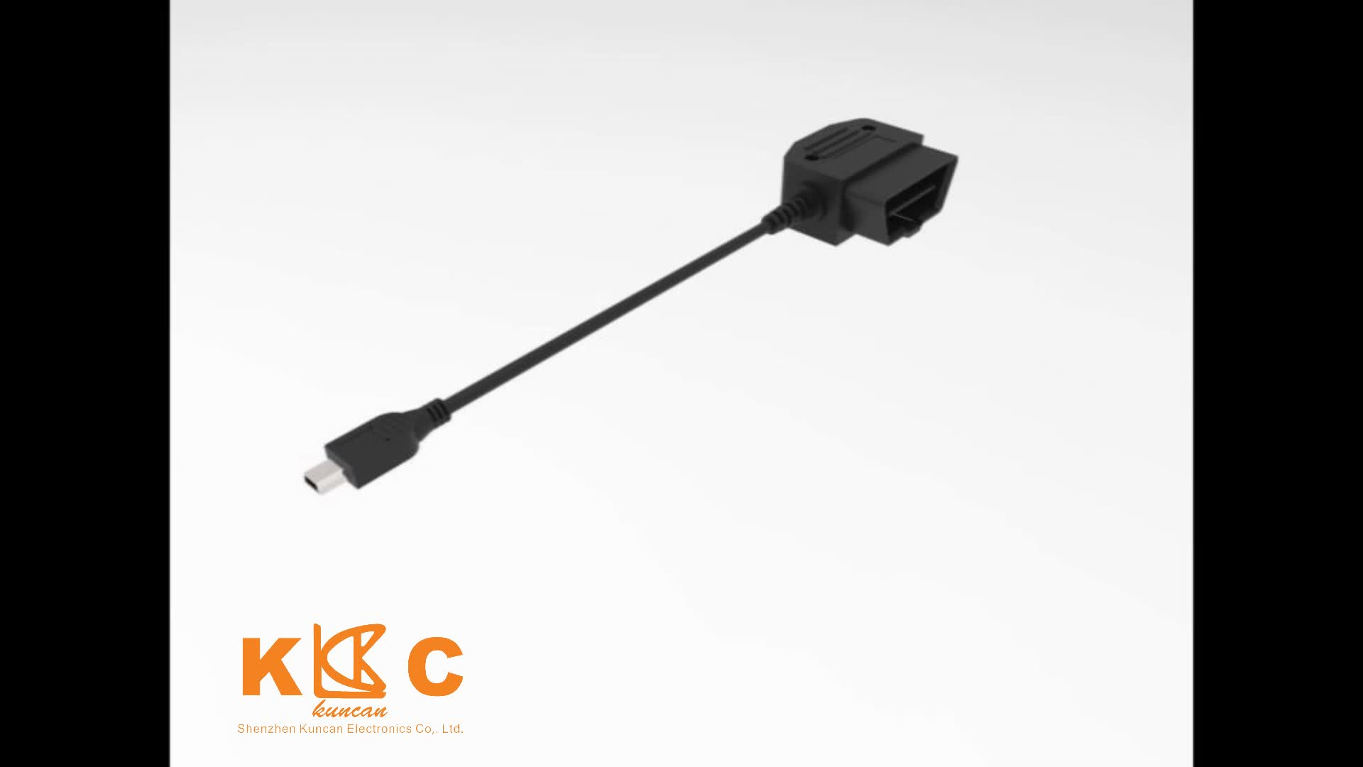 16Pin OBD ii to DC Connector for OBD II Tools