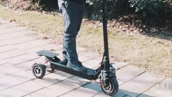 2019 New Design CE Approved Lightweight Lithium Electric Scooter