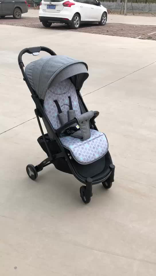 Hot sale Baby Stroller 3 in 1 with Aluminum Alloy Frame