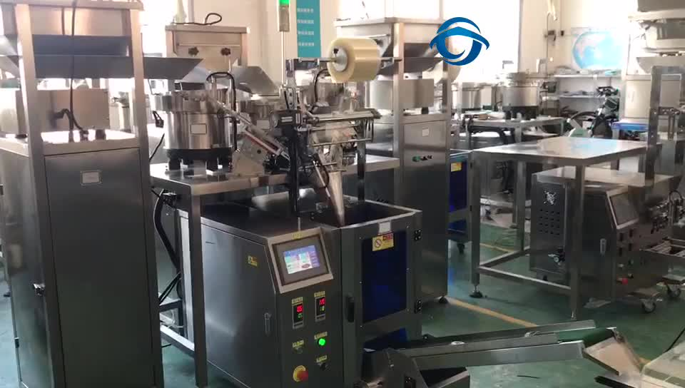 Screw Hardware Automatic Counting Packing Machine Price