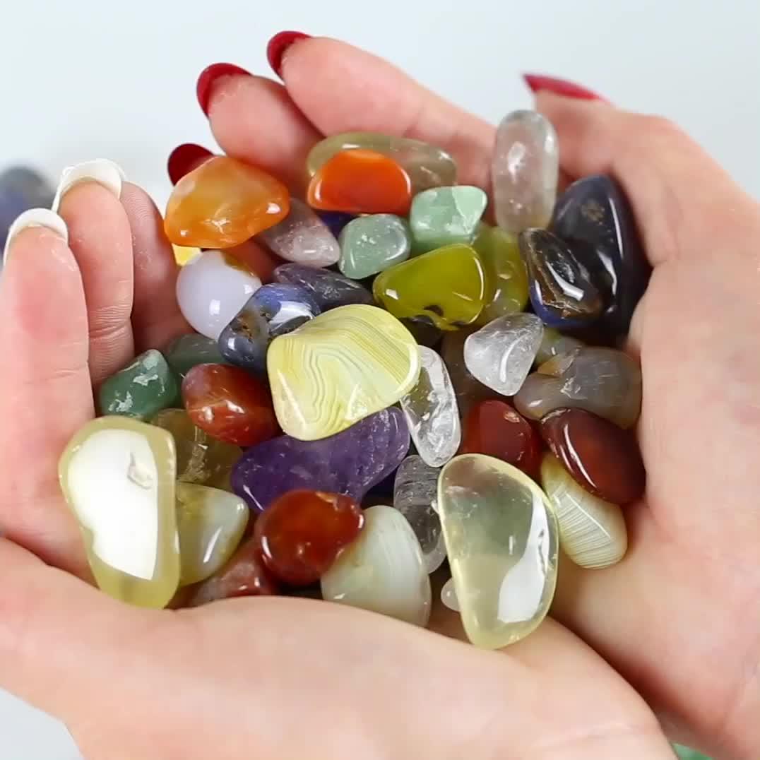 Natural fancy cristalli pietre curative con il prezzo di fabbrica