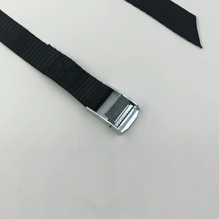 Bán buôn cam khóa tie thăng trầm hàng hóa lashing dây đeo vành đai nâng và di chuyển dây đeo