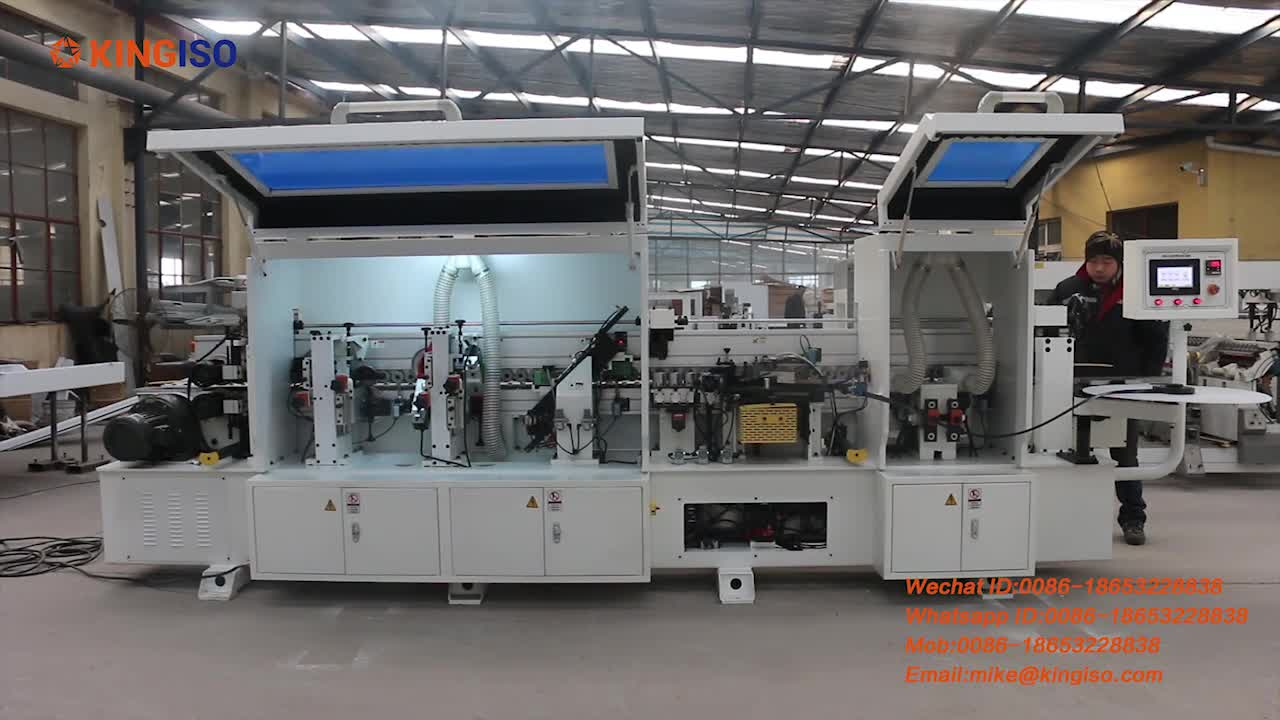 High Efficiency wholesale pvc automatic edge banding machine with CE
