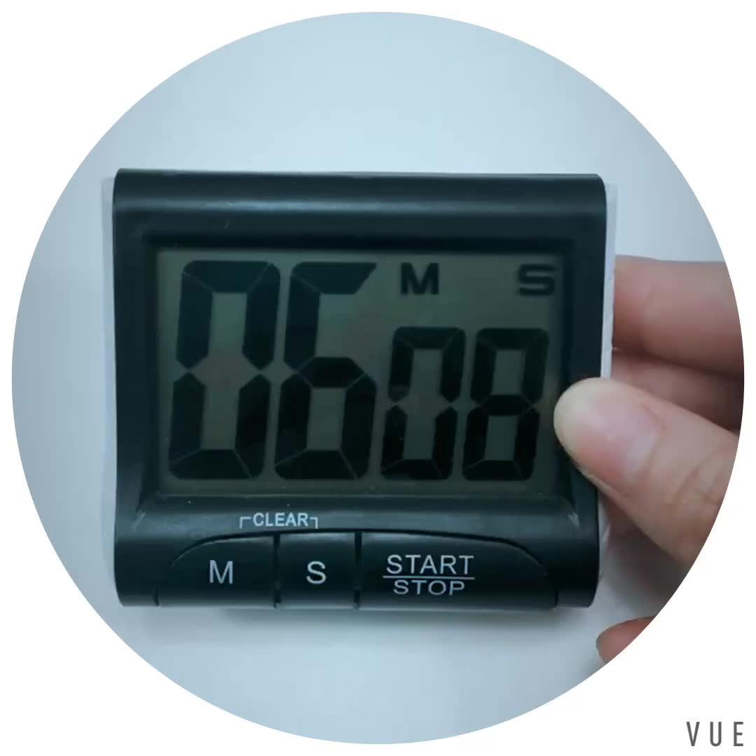 Cibo BARBECUE di Famiglia Uso ABS Piccolo Timer Orologio Digitale Per La Cucina