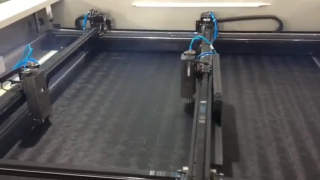 Corte por láser de zapatos de pu/zapatos suela de zapatos máquina de alimentación automática Co2 máquina de corte por láser