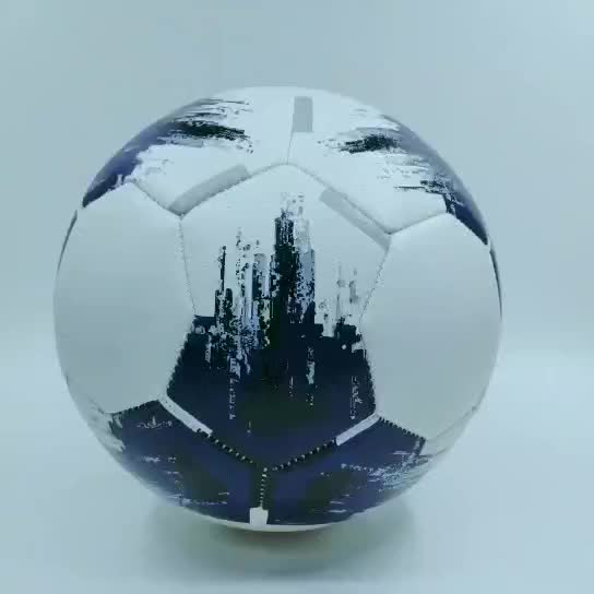 Best Quality Sporting Goods Soccer Ball Leather Football