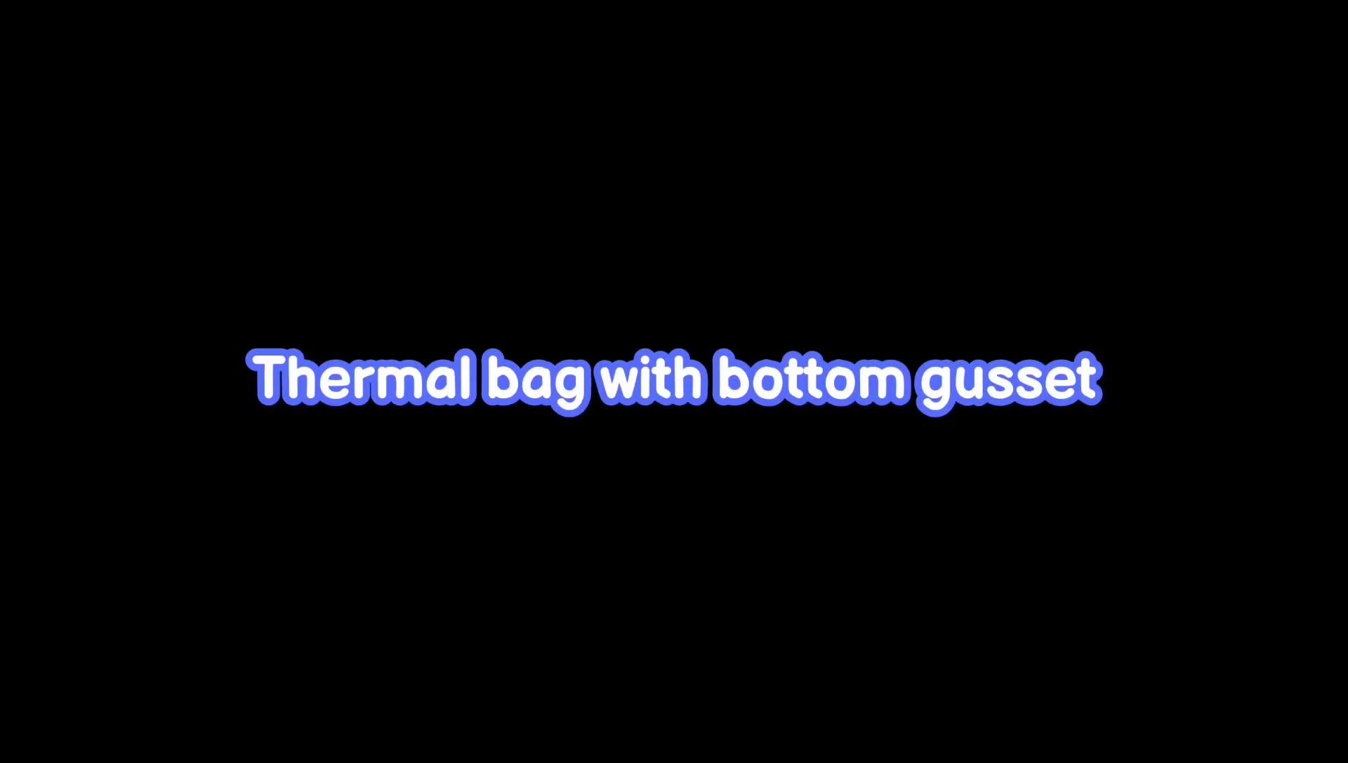 Sacos de Sacos de Cooler de Alumínio Quente E Frio Térmica Térmica de prata Para O Transporte