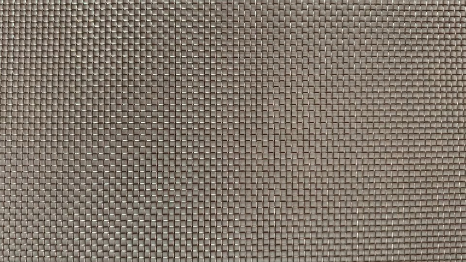 200 Micron 16x16 Mesh 304 Stainless Steel  Wire Mesh for filter