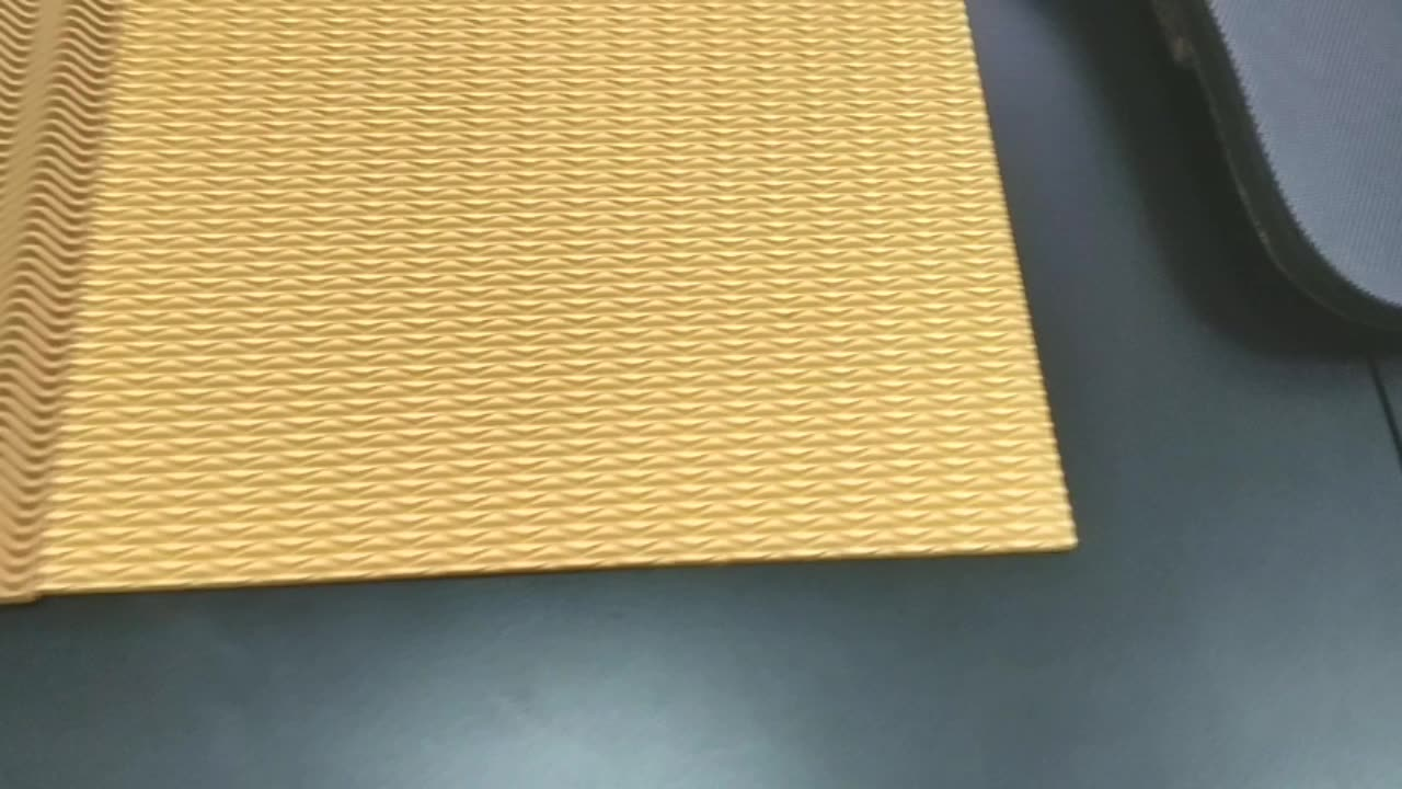 beige design of high quality rubber sole sheet