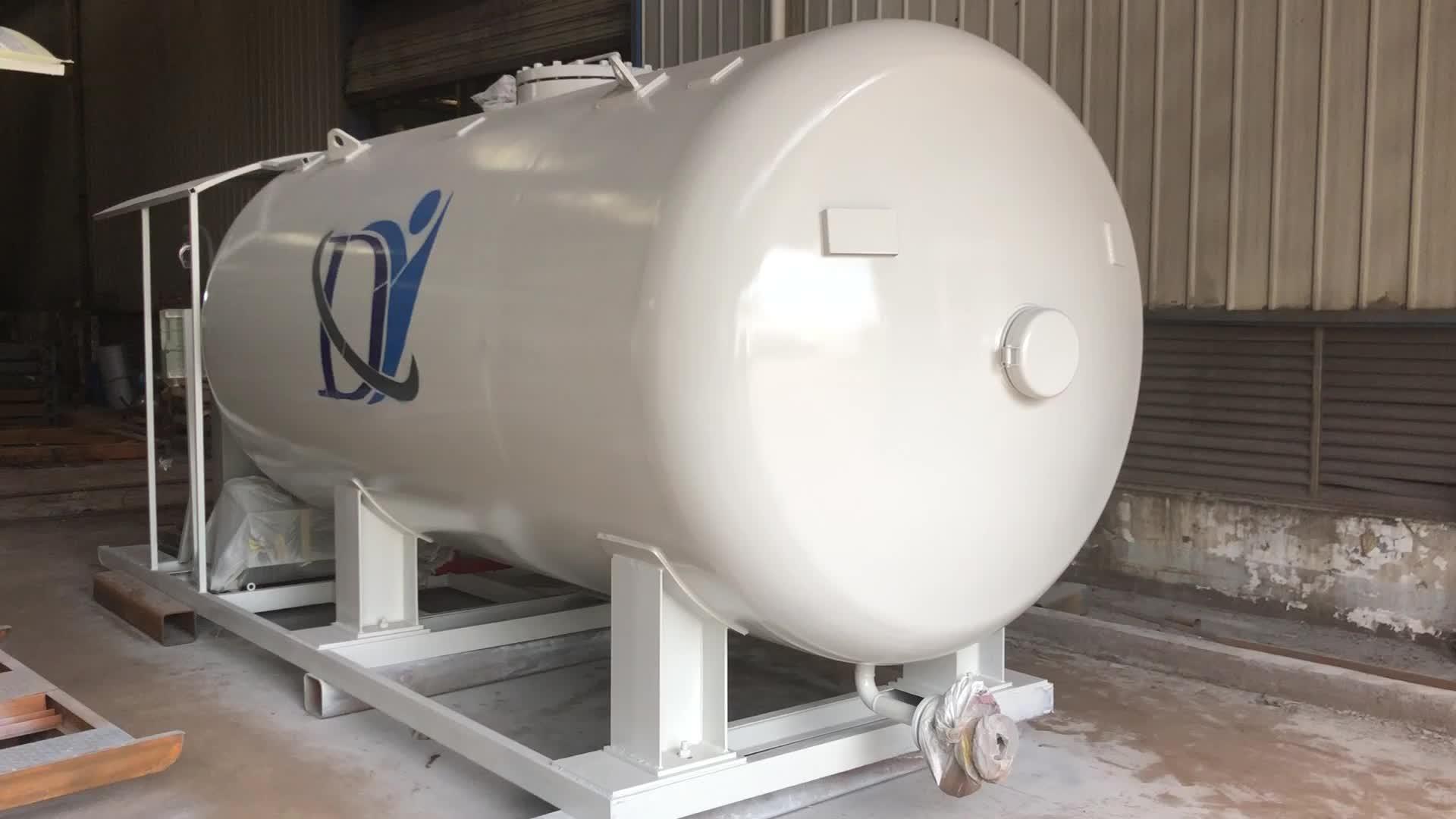 5 tons lpg filling station lpg cylinder filling plant