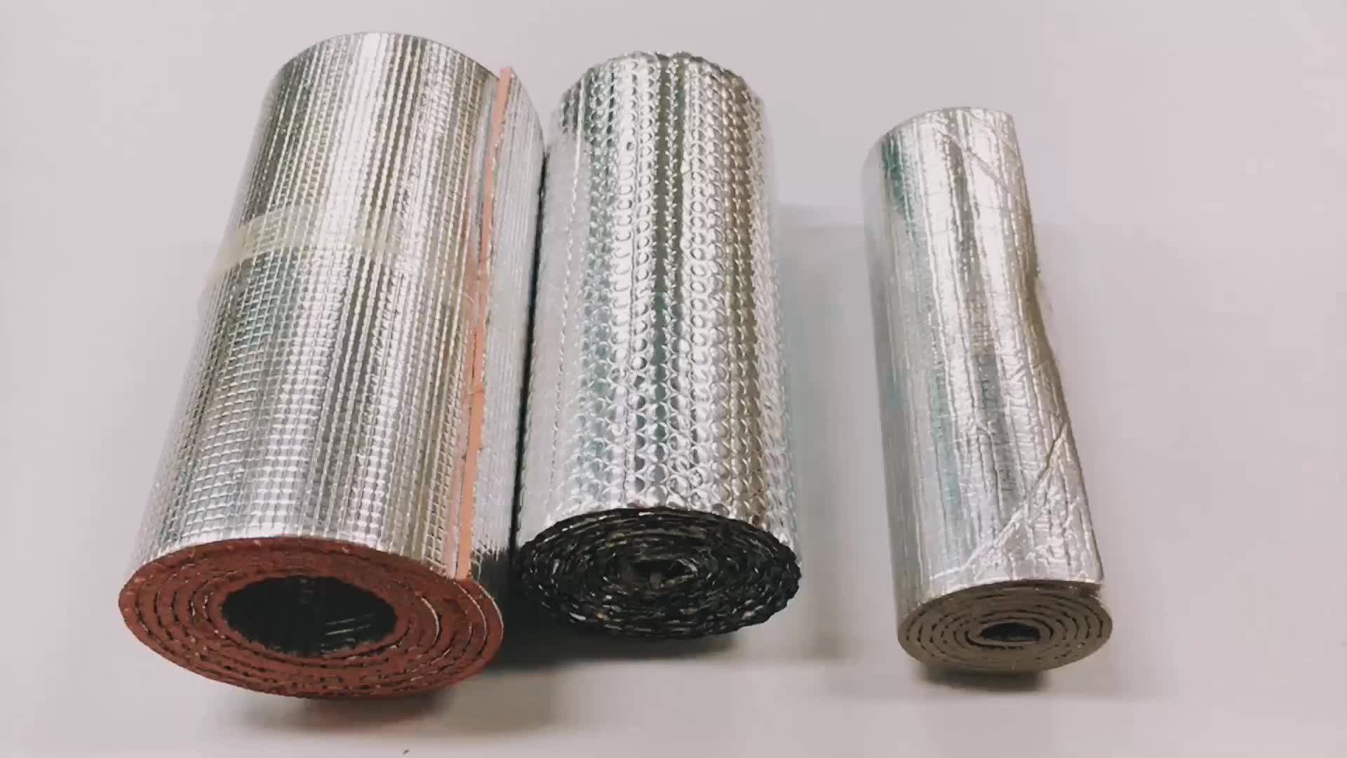 Bubble Insulation Rolls Thermal Insulation Material For