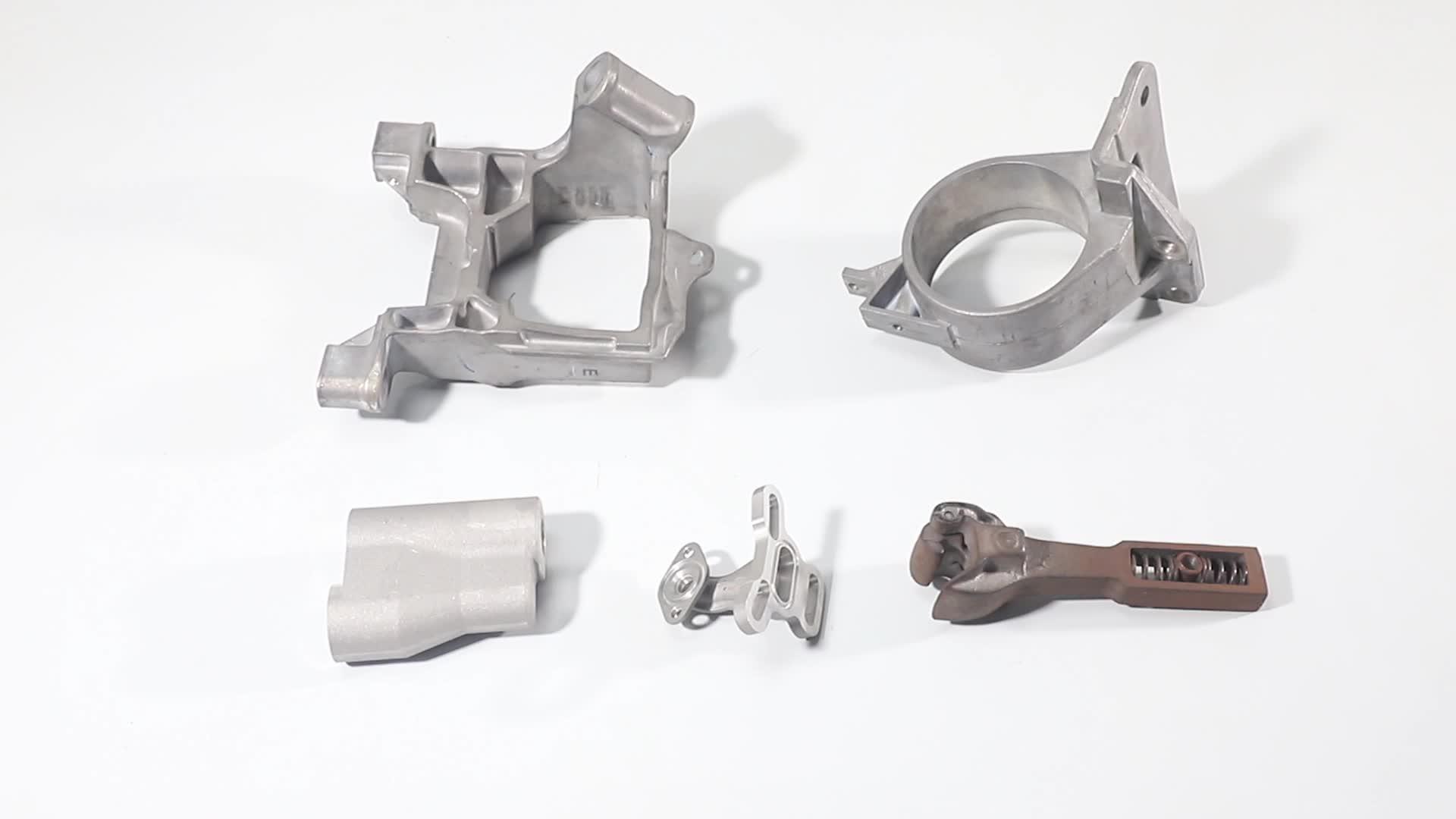 China Fabrik Professional Kunden Hohe Präzision Cnc Drehen Bearbeitung Druckguss Metall Teile Wasserdichten Stecker teile