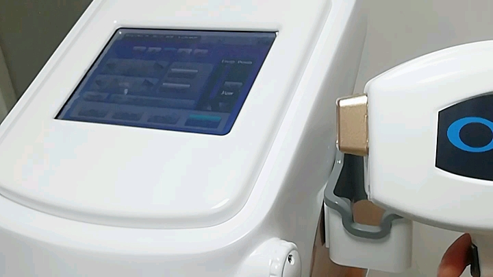 Germany bars 3 wavelength 755 808 1064nm diode laser Paliness hair removal beauty device  Y9D